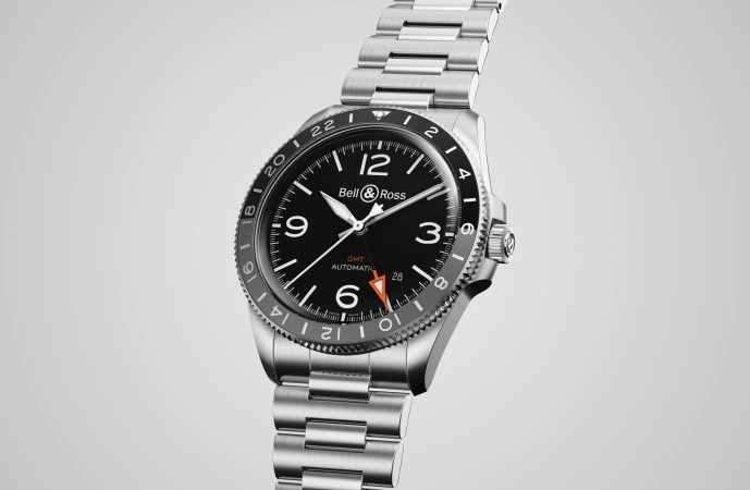 Bell and Ross BRV2-93 GMT