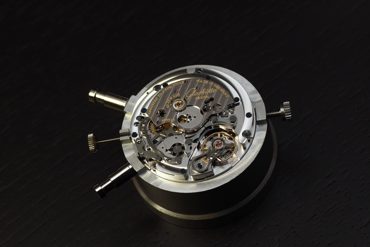 Glashutte Original caliber 37