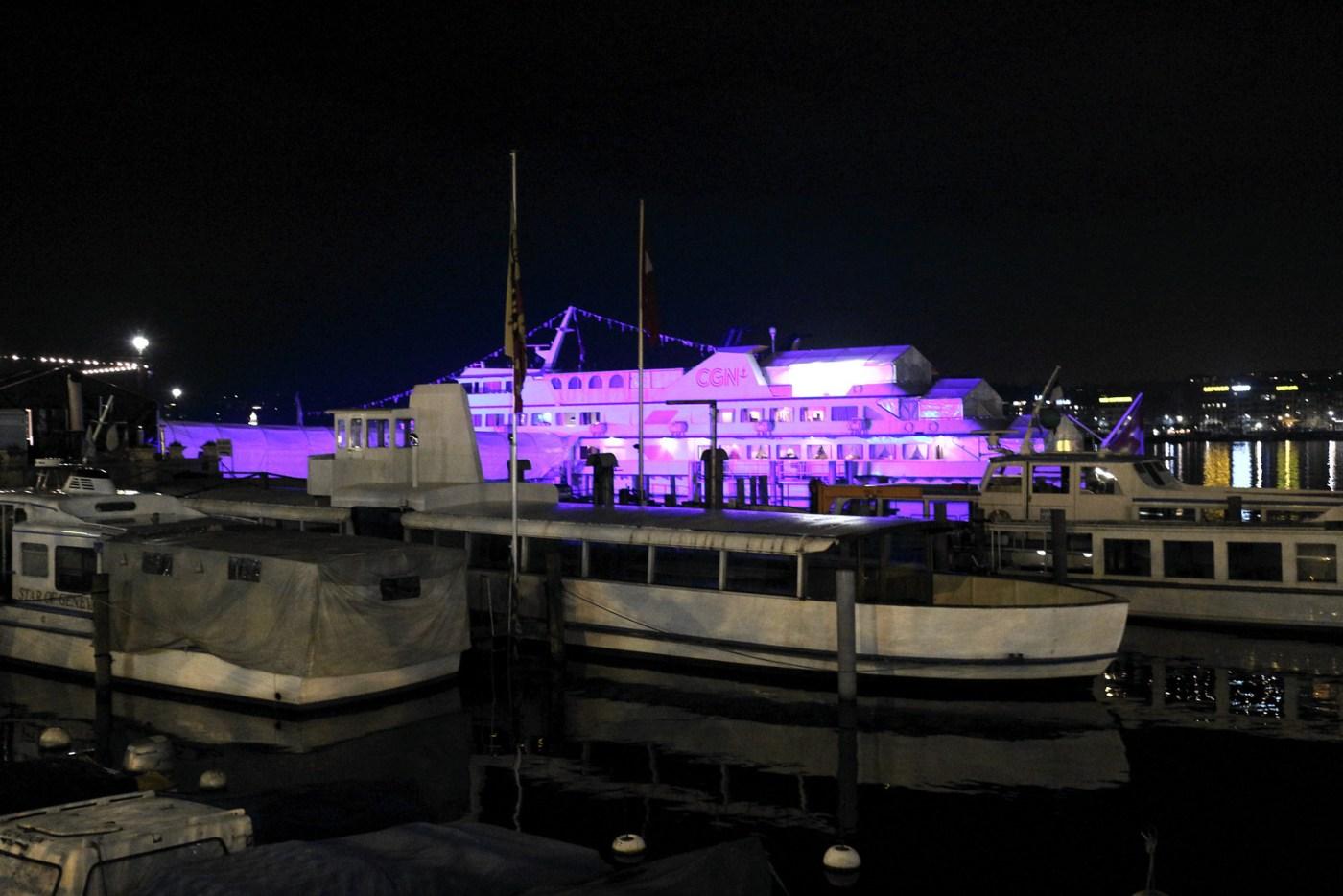 The Boat at SIHH 2014