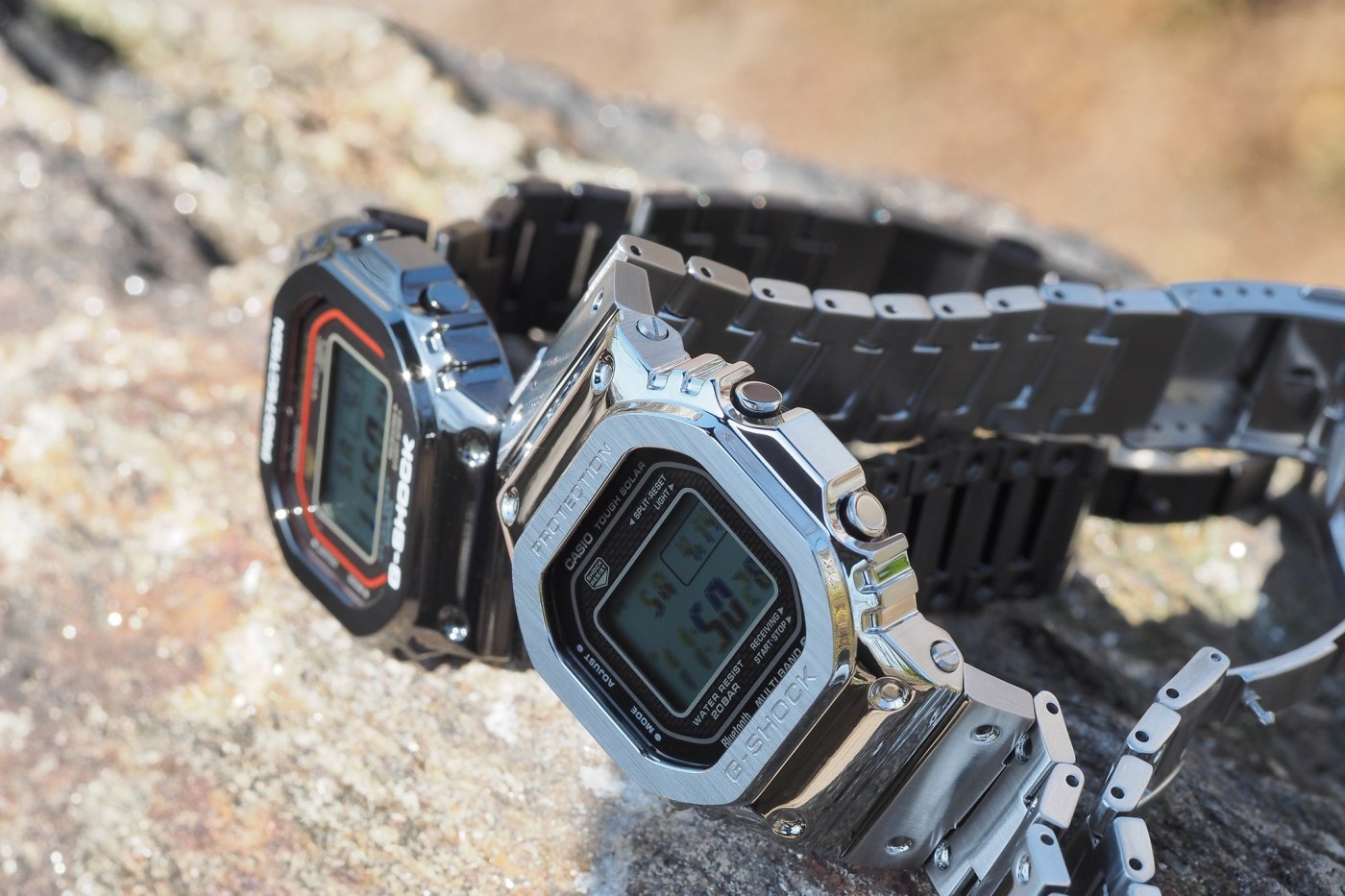 G-Shock Full Metal 5000