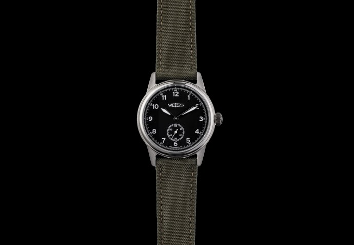 Weiss Standard Issue Field Watch 38mm