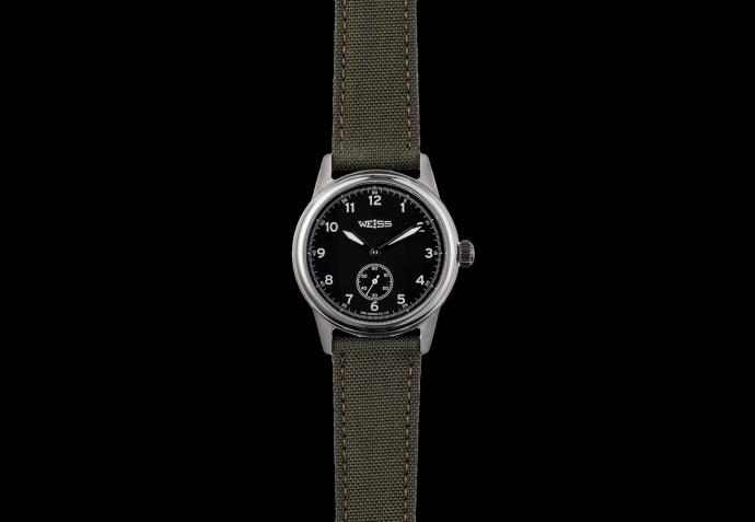 Weiss Standard Issue Field Watch 38mm