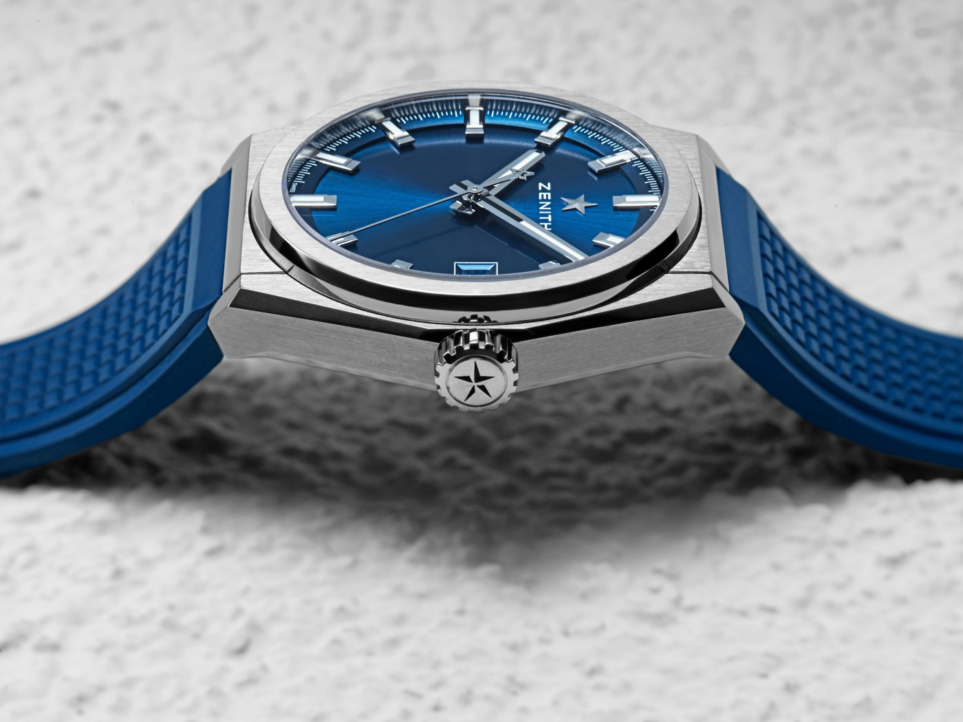 Zenith Defy Classic Blue Dial 2018