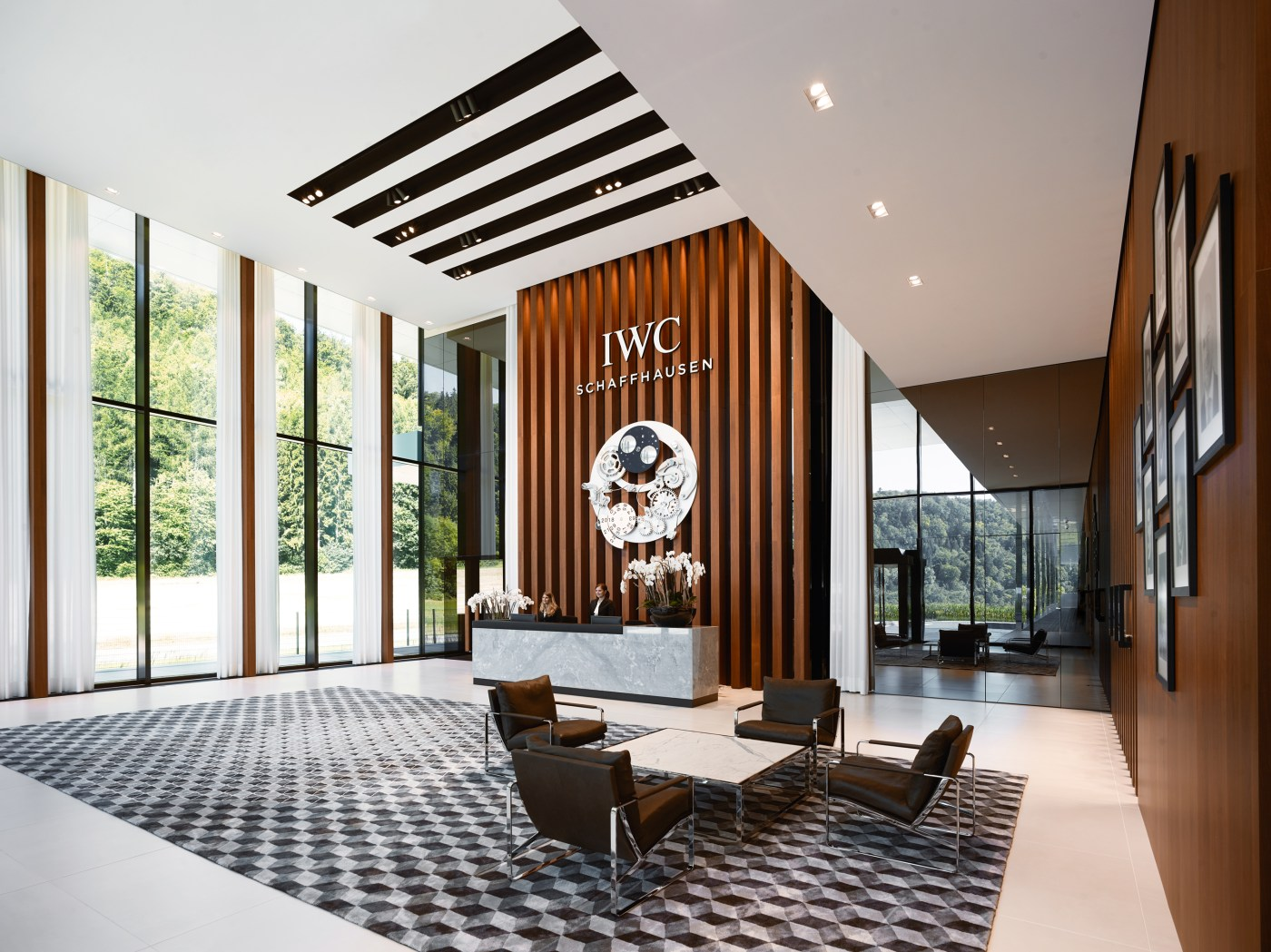 IWC Manufacturing Center Reception