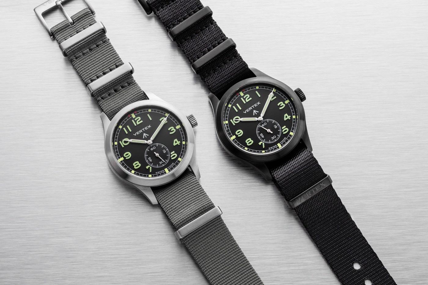 Vertex M100 and M100B