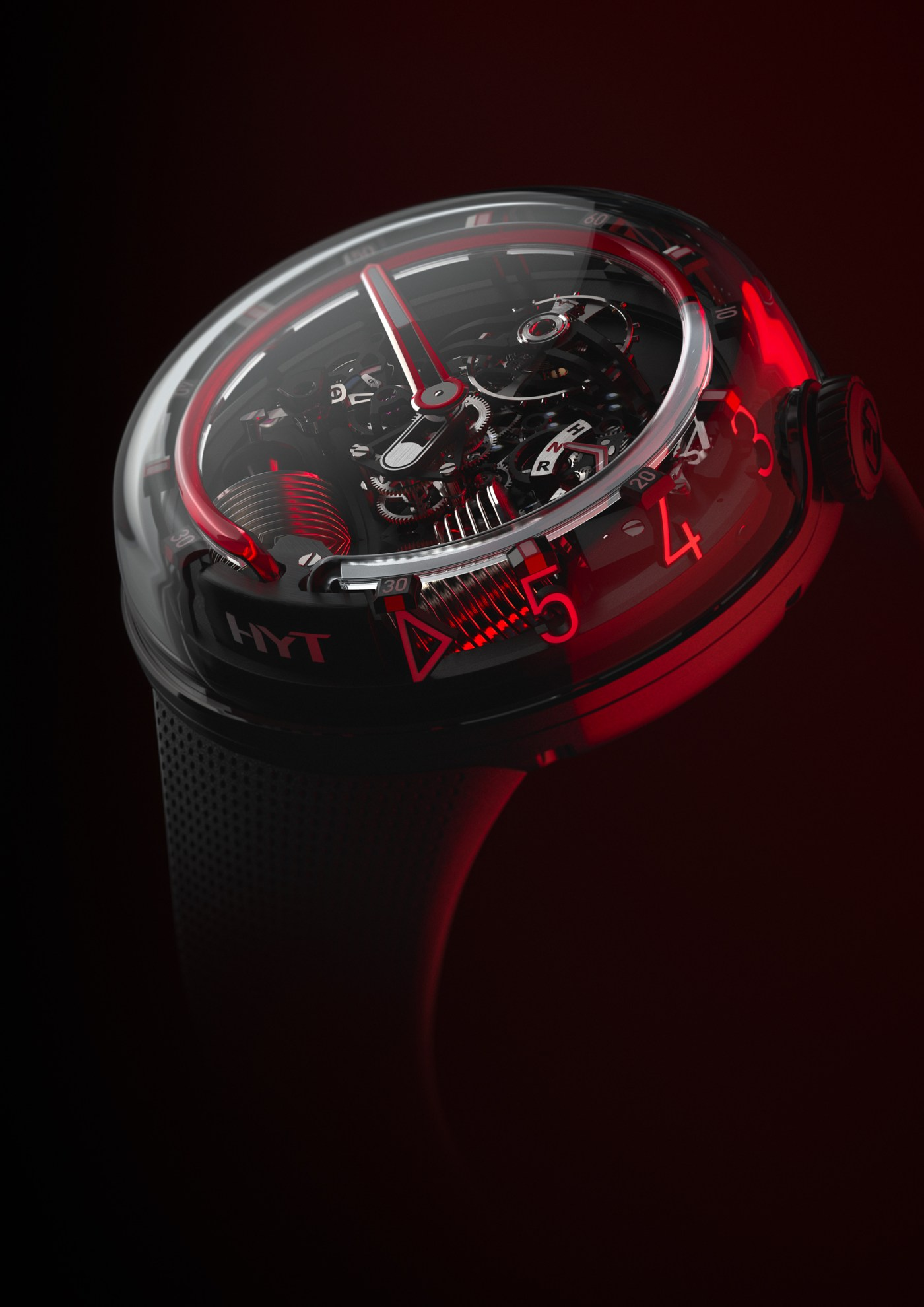 HYT H2.0 Red
