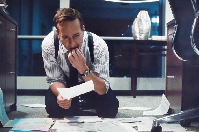 Matthew Macfadyen wears fake watch in HBO's Succession