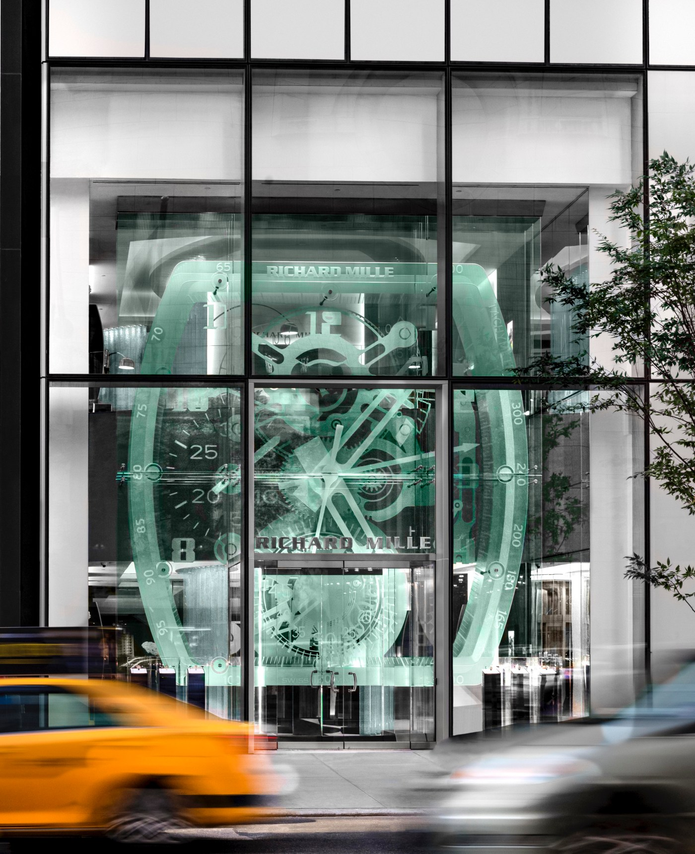 Richard Mille New York City boutique
