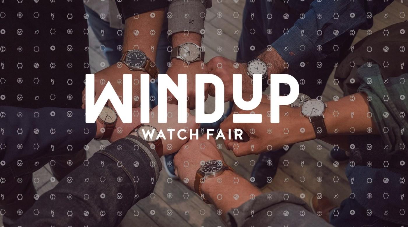 Windup Watch Fair NYC 2018