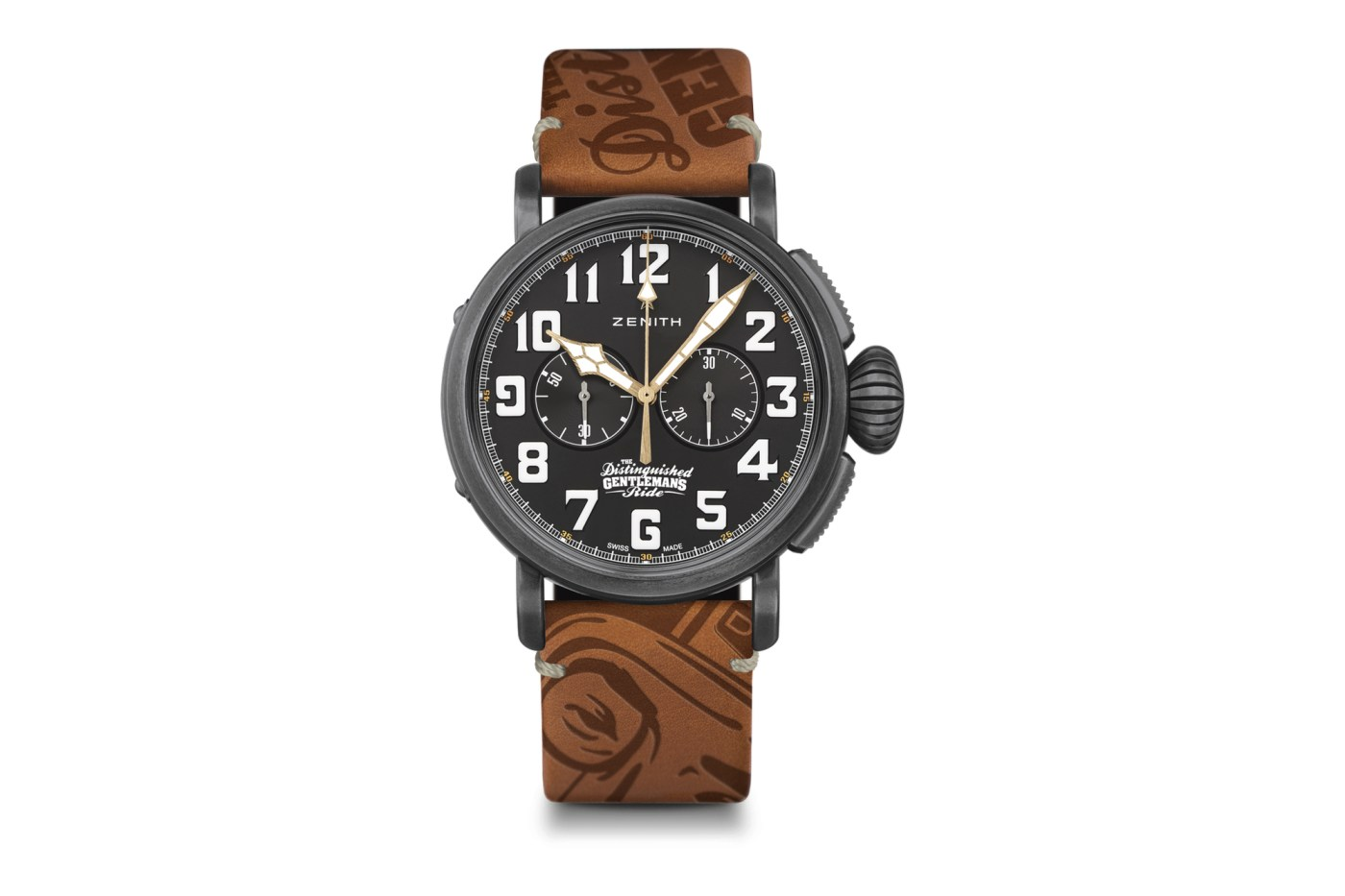 Zenith Pilot Type 20 Chronograph Ton Up Distinguished Gentleman's Ride Edition