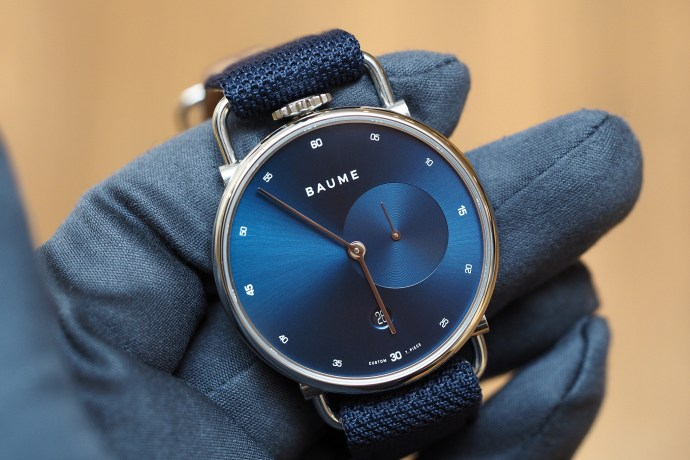 Baume 41 mm Small Second