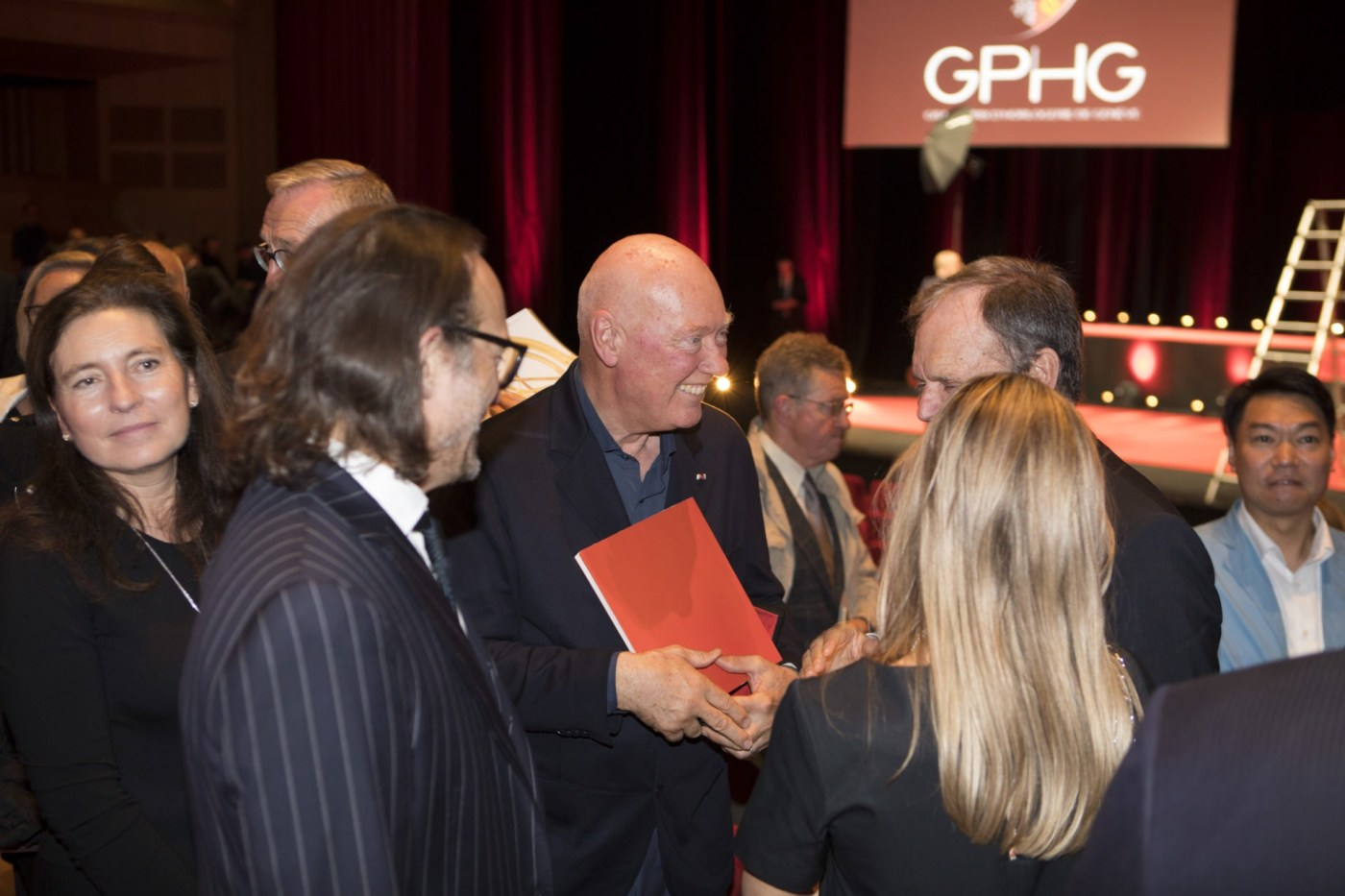 Industry legend, Jean-Claude Biver, won the 2018 GPHG special jury prize after 45 years in the watch business