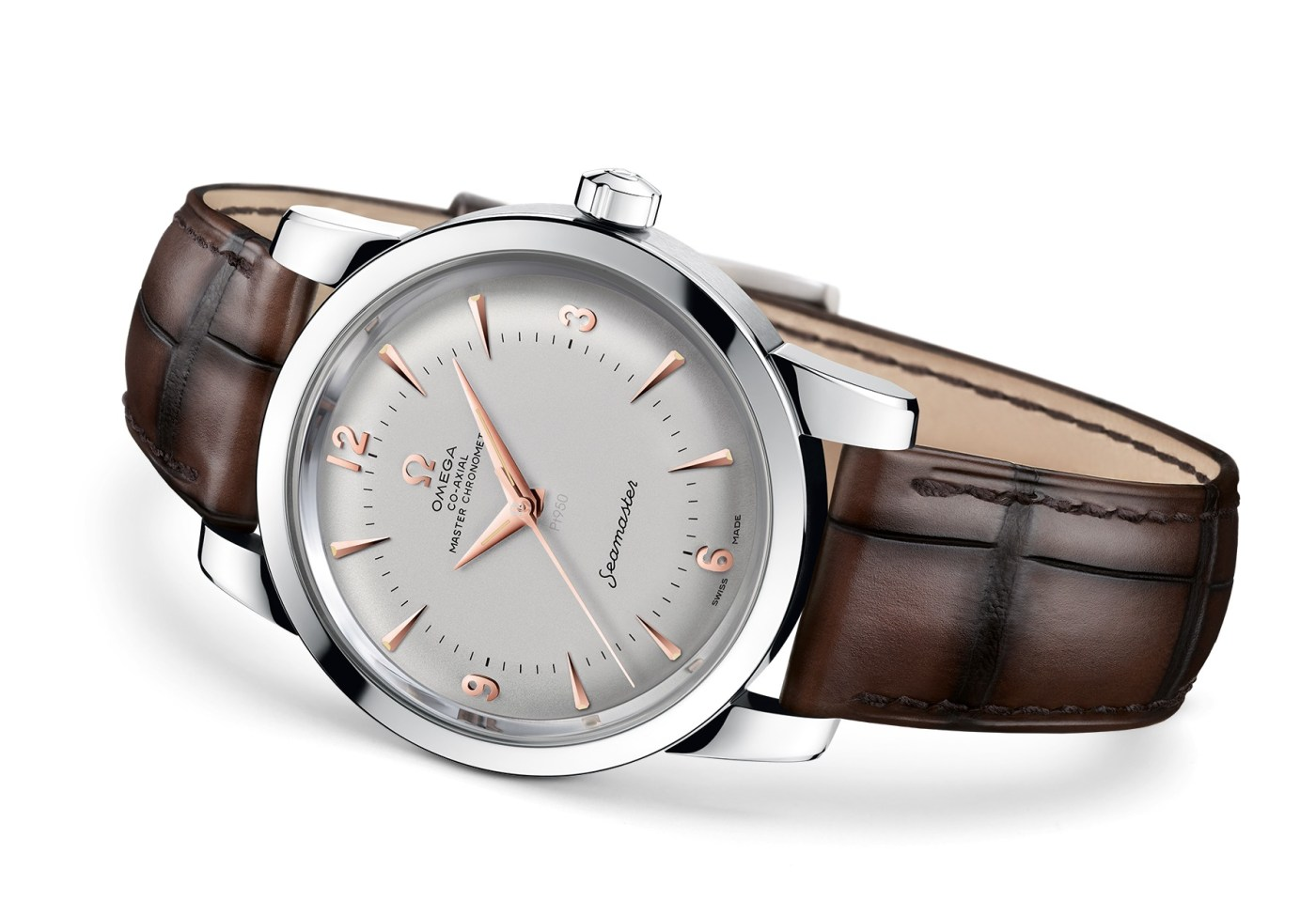 Omega Seamaster 1948 Platinum Limited Edition