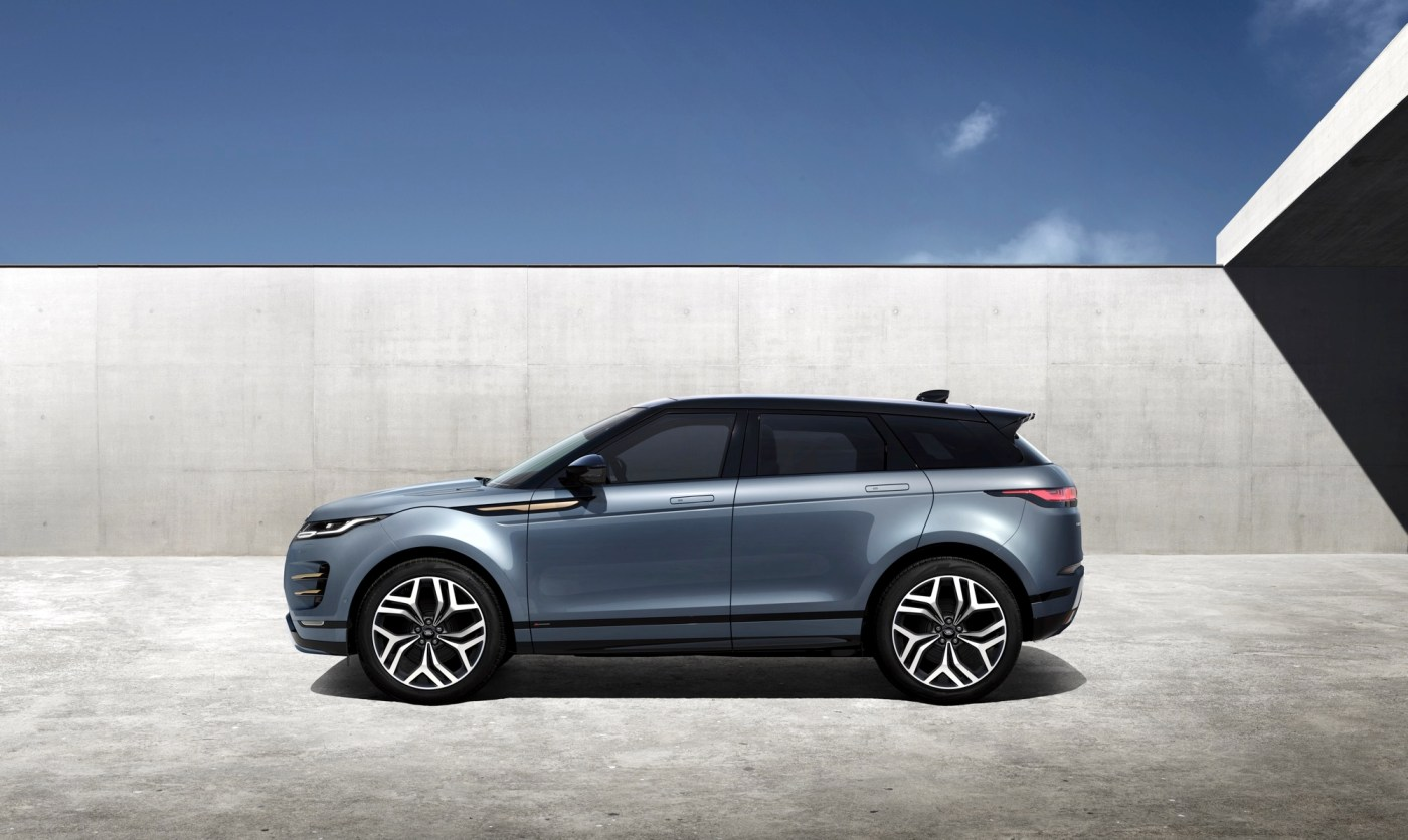 Range Rover Evoque LS