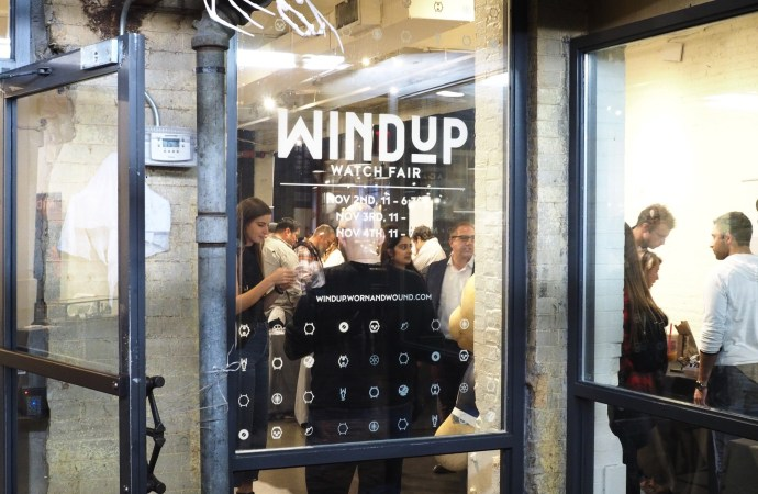 Windup Watch Fair NYC 2018
