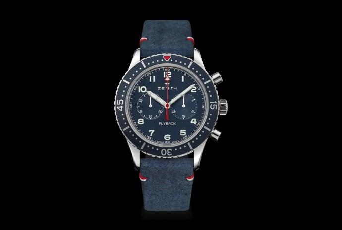 Zenith Pilot Cronometro Tipo CP-2 USA Edition