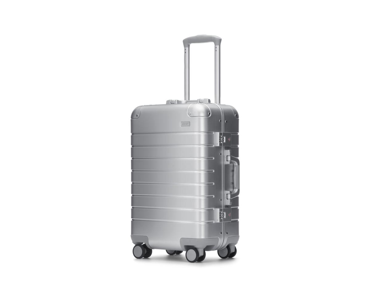 Away Travel Aluminum International Carry-On