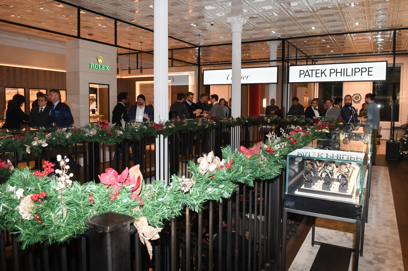 Watches of Switzerland : SoHo Flagship Store Opening