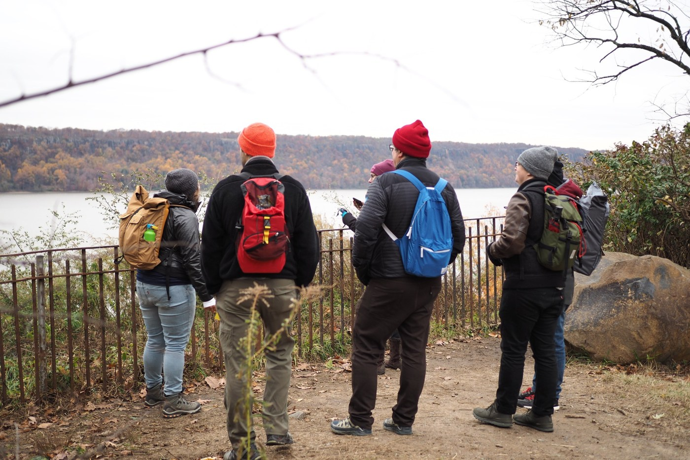 Hudson River Overlook