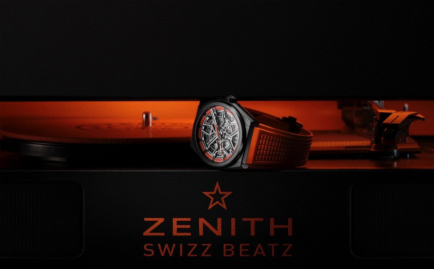 Defy Classic Swizz Beatz Edition