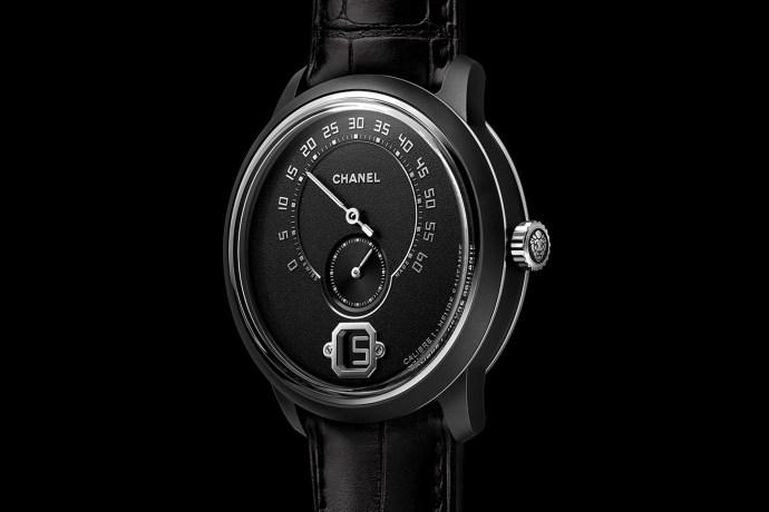 Chanel Monsieur Edition Noire