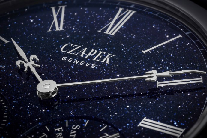 Czapek Quai des Bergues 'Midnight in Geneva'