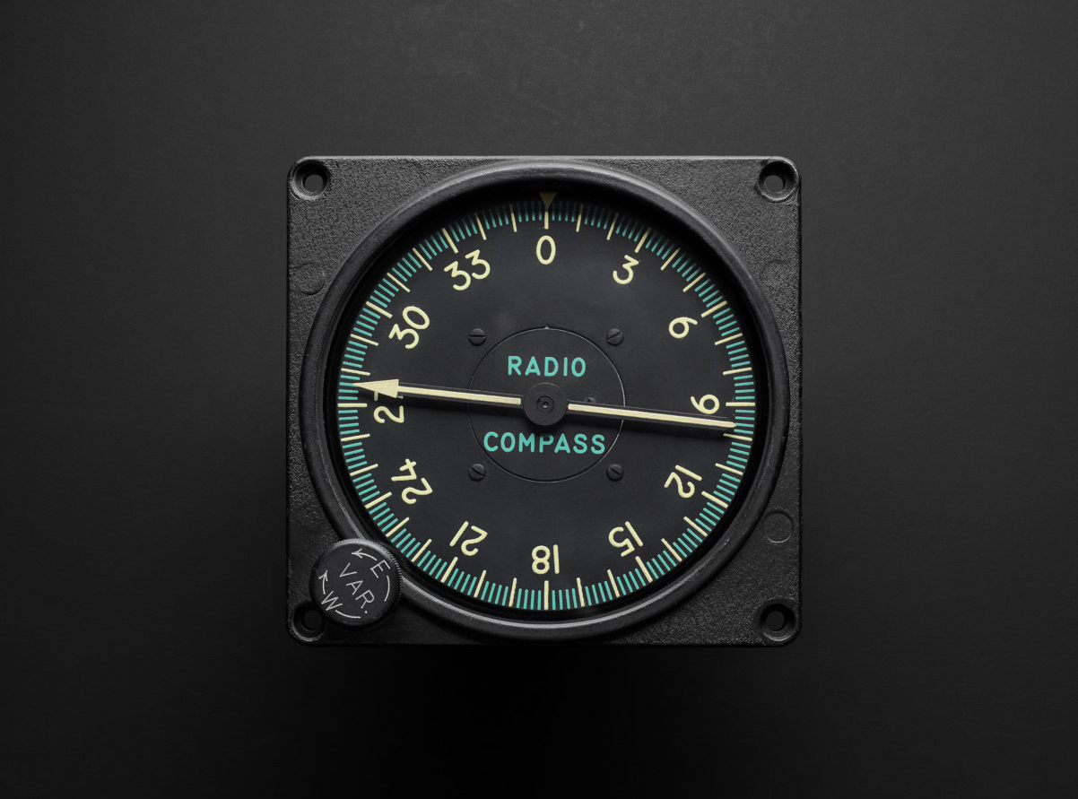Airplane Radio Compass