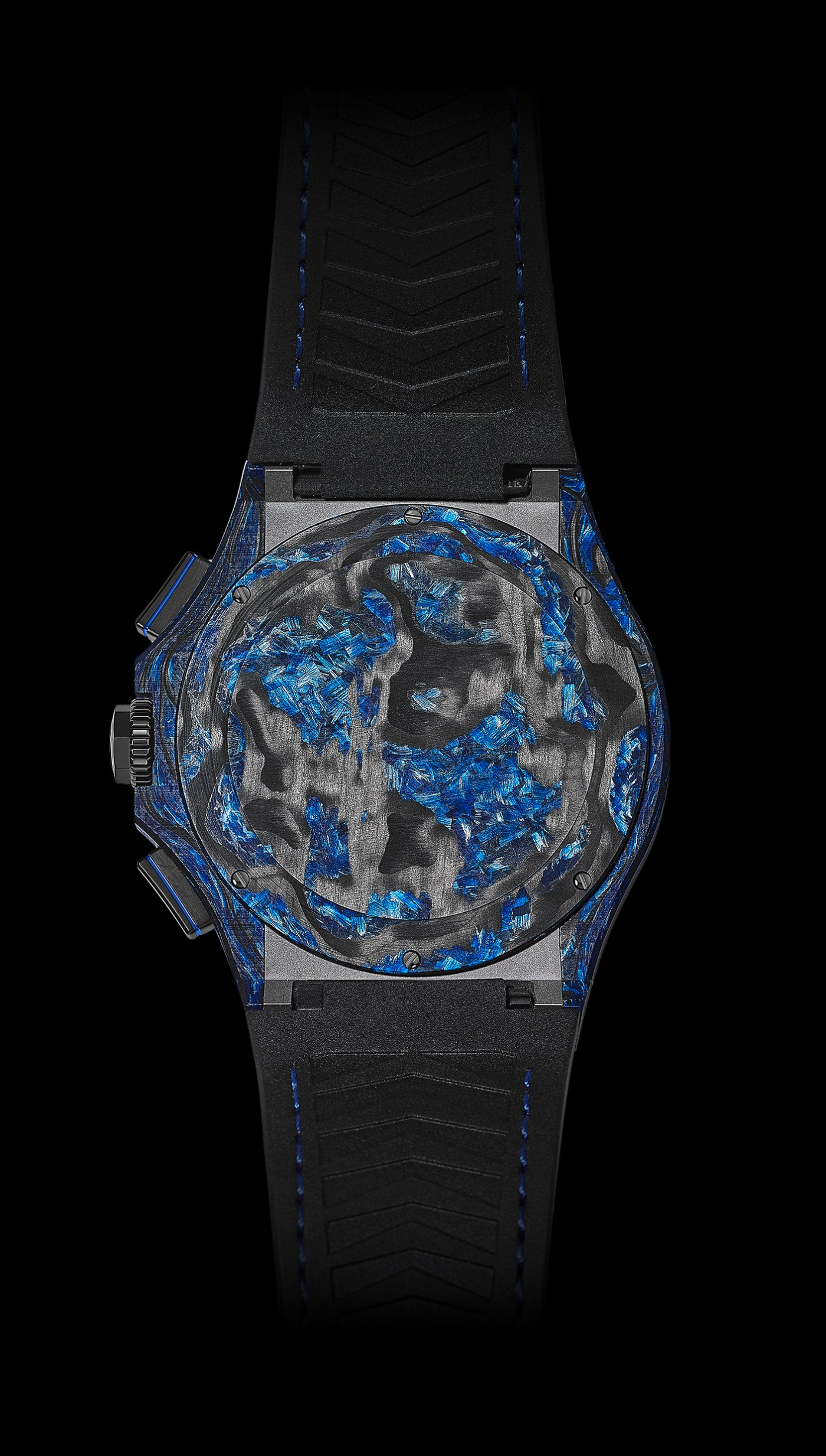 Girard-Perregaux Carbon Glass Concept Watch caseback