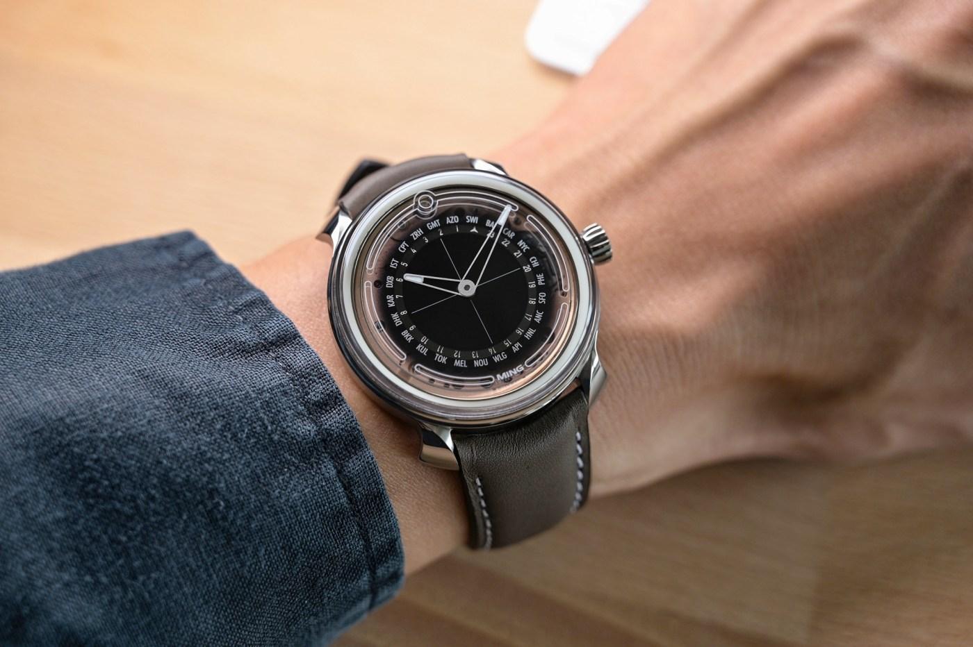 Ming 19.02 GMT wristshot