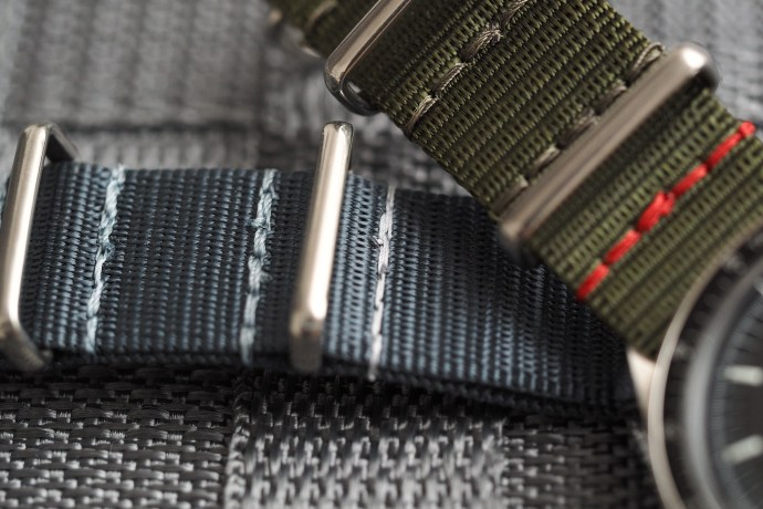 ADPT American Made Nylon Watch Straps
