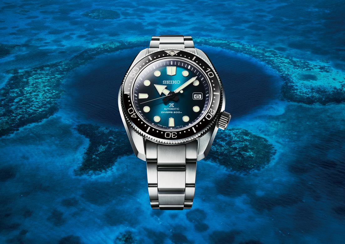 Seiko Prospex Baby Marine Master Diver SBDC065