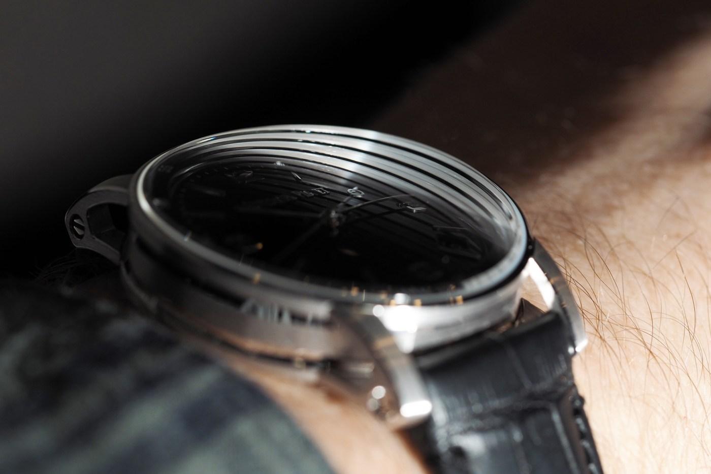 Audemars Piguet Code 11.59 Steel on the wrist