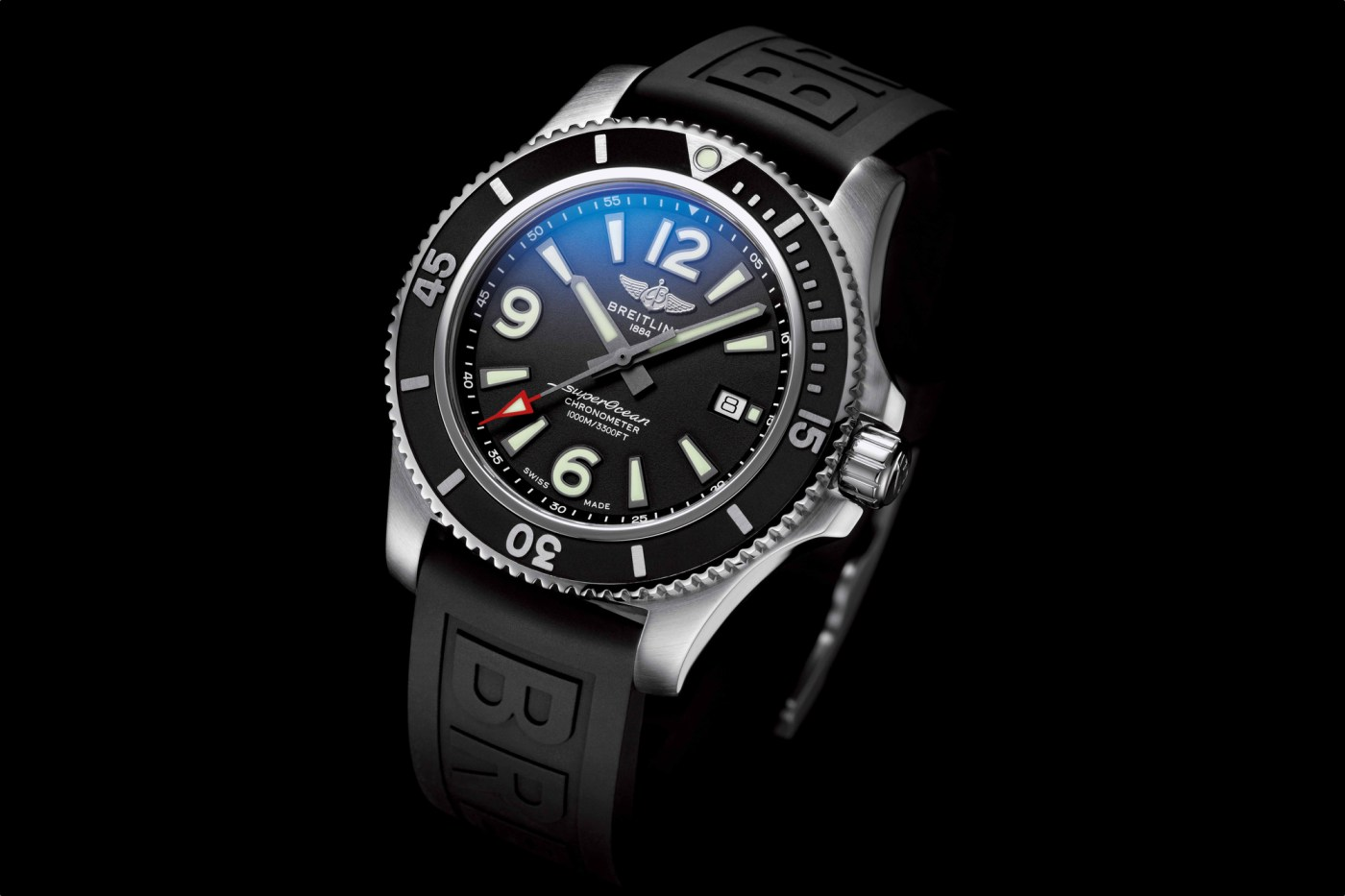 Breitling Superocean 44mm 2019