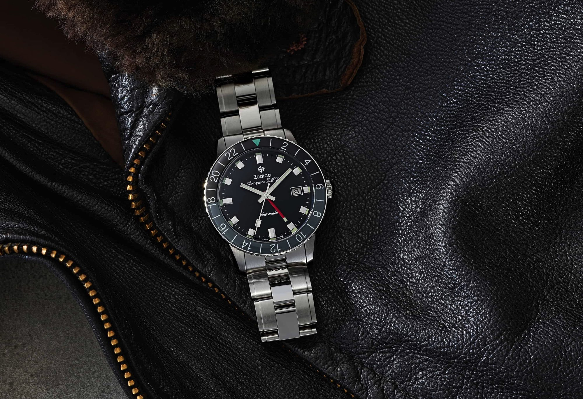 Zodiac Limited Edition Aerospace GMT 2019