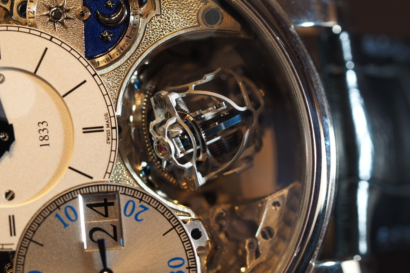Jaeger-LeCoultre Master Grande Tradition Gyrotourbillon 3 Jubilee Hands-On