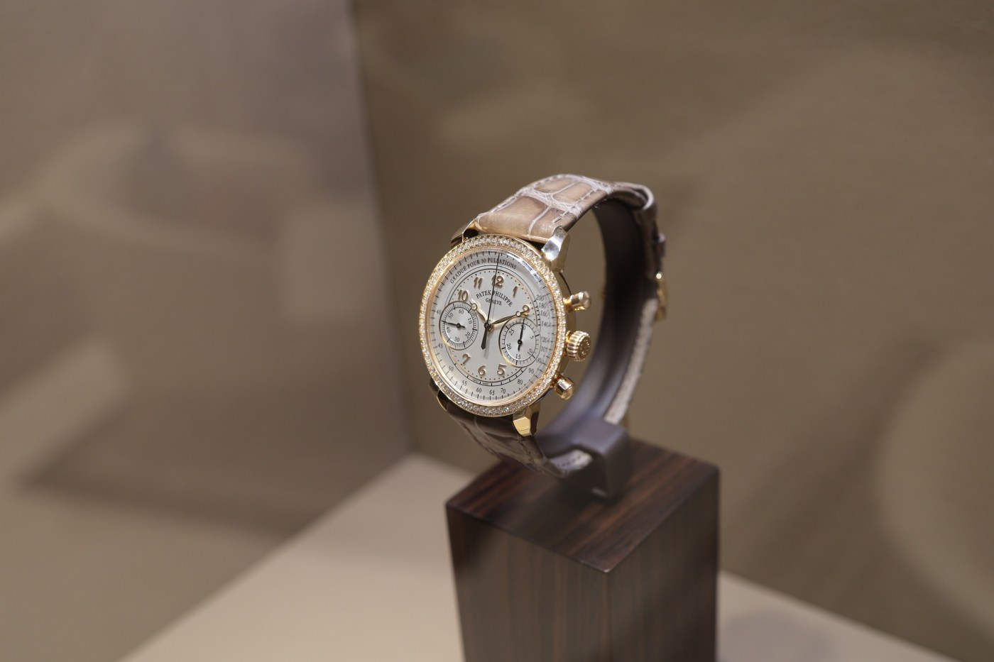 Patek Philippe 7150-250R Chronograph, $83,919