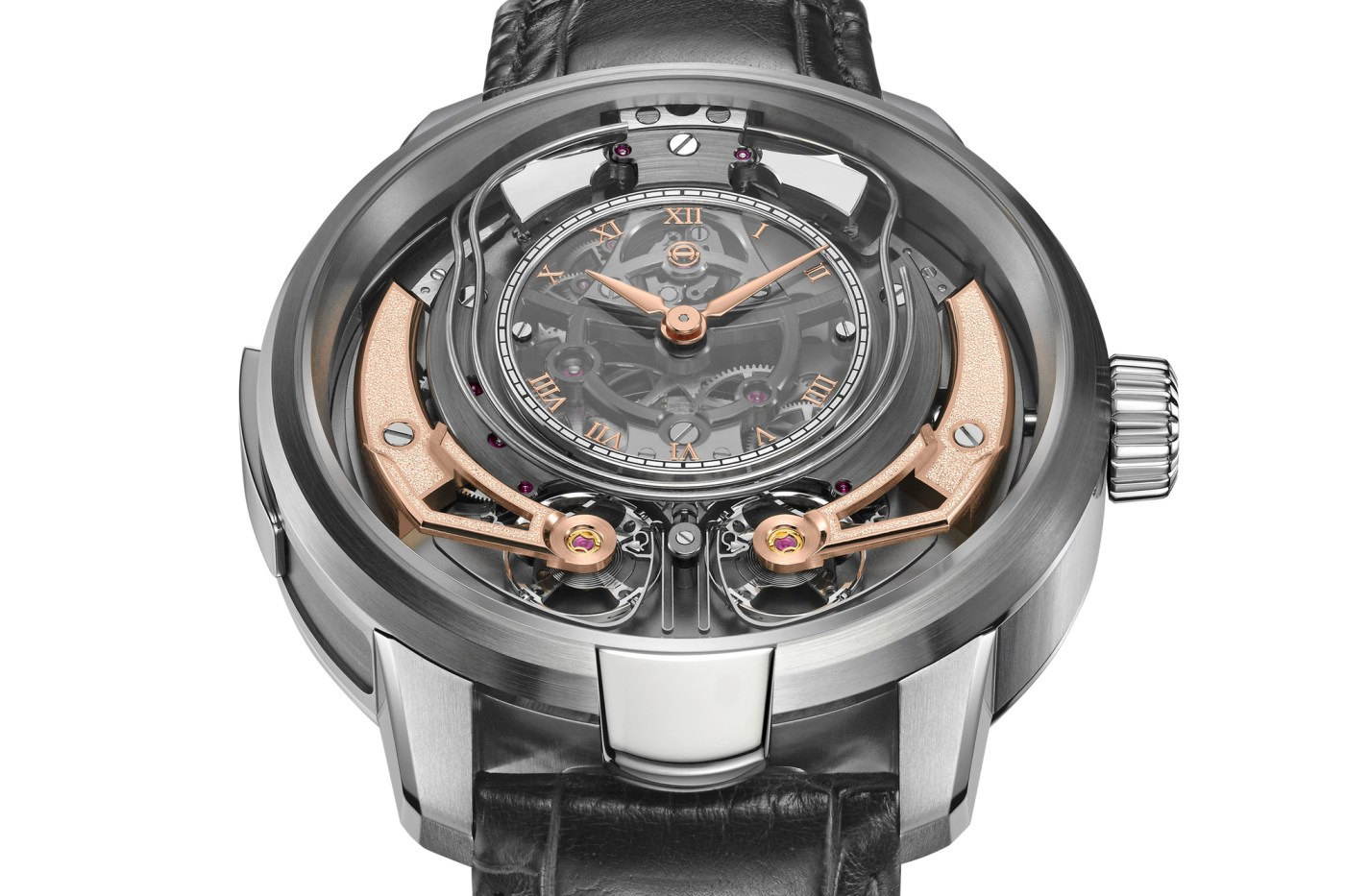 Minute Repeater Resonance