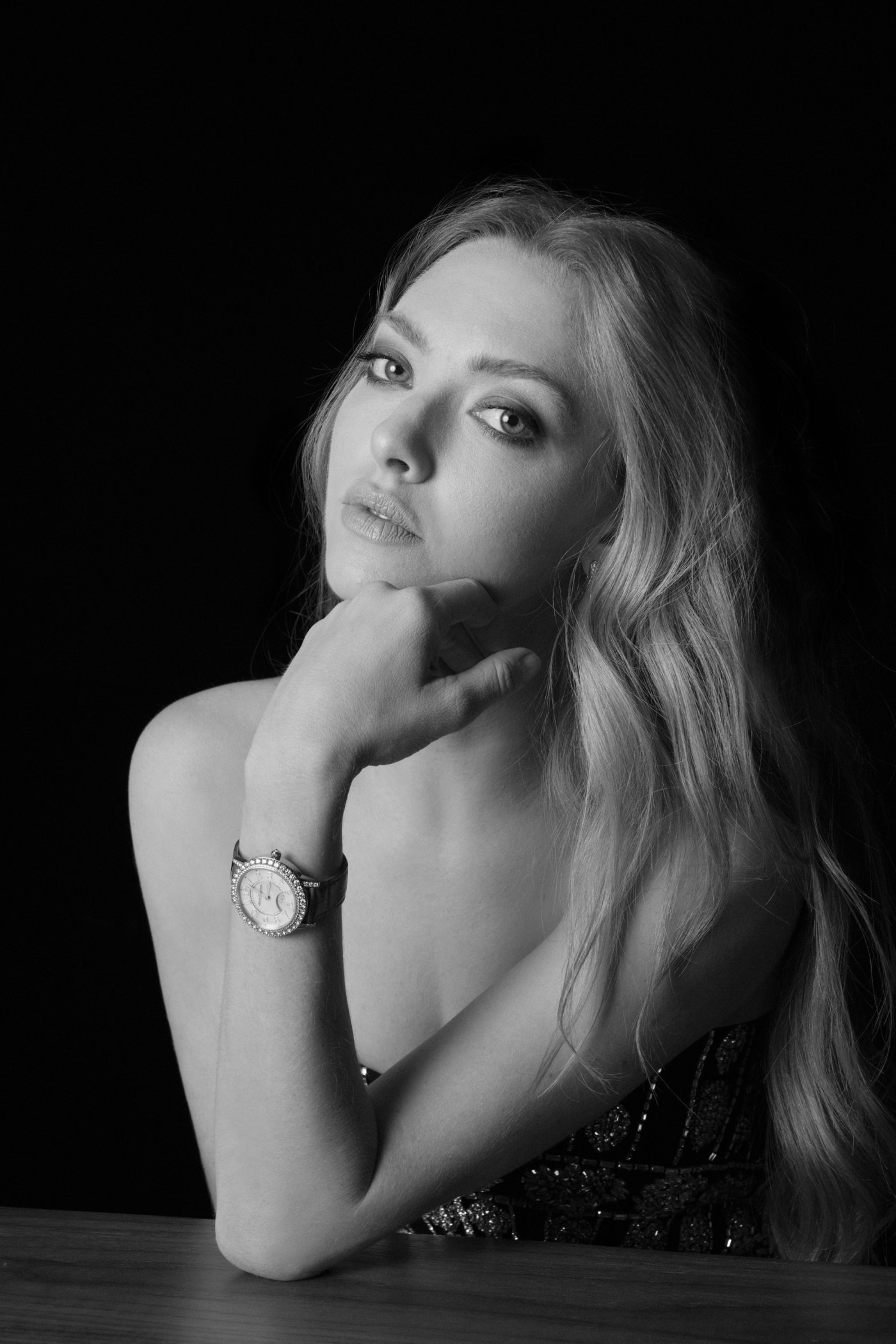Amanda Seyfried and the Jaeger-LeCoultre Dazzling Rendez-Vous