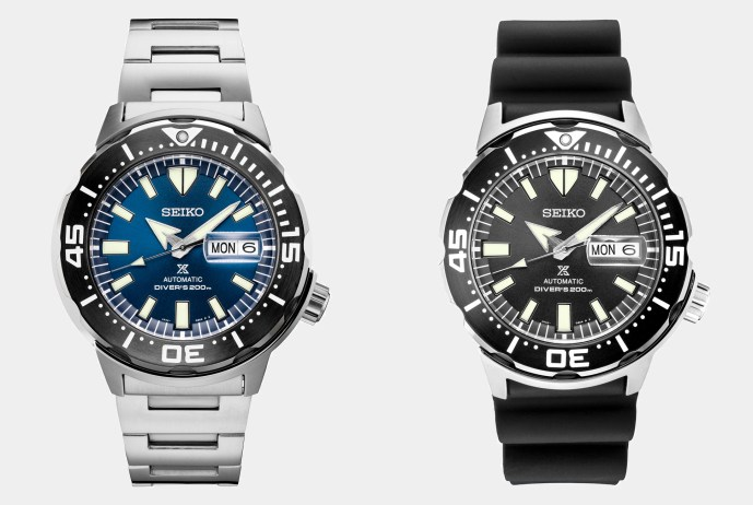 "Prospex Automatic ""Monster"" Diver SRPD27 and SRPD25"