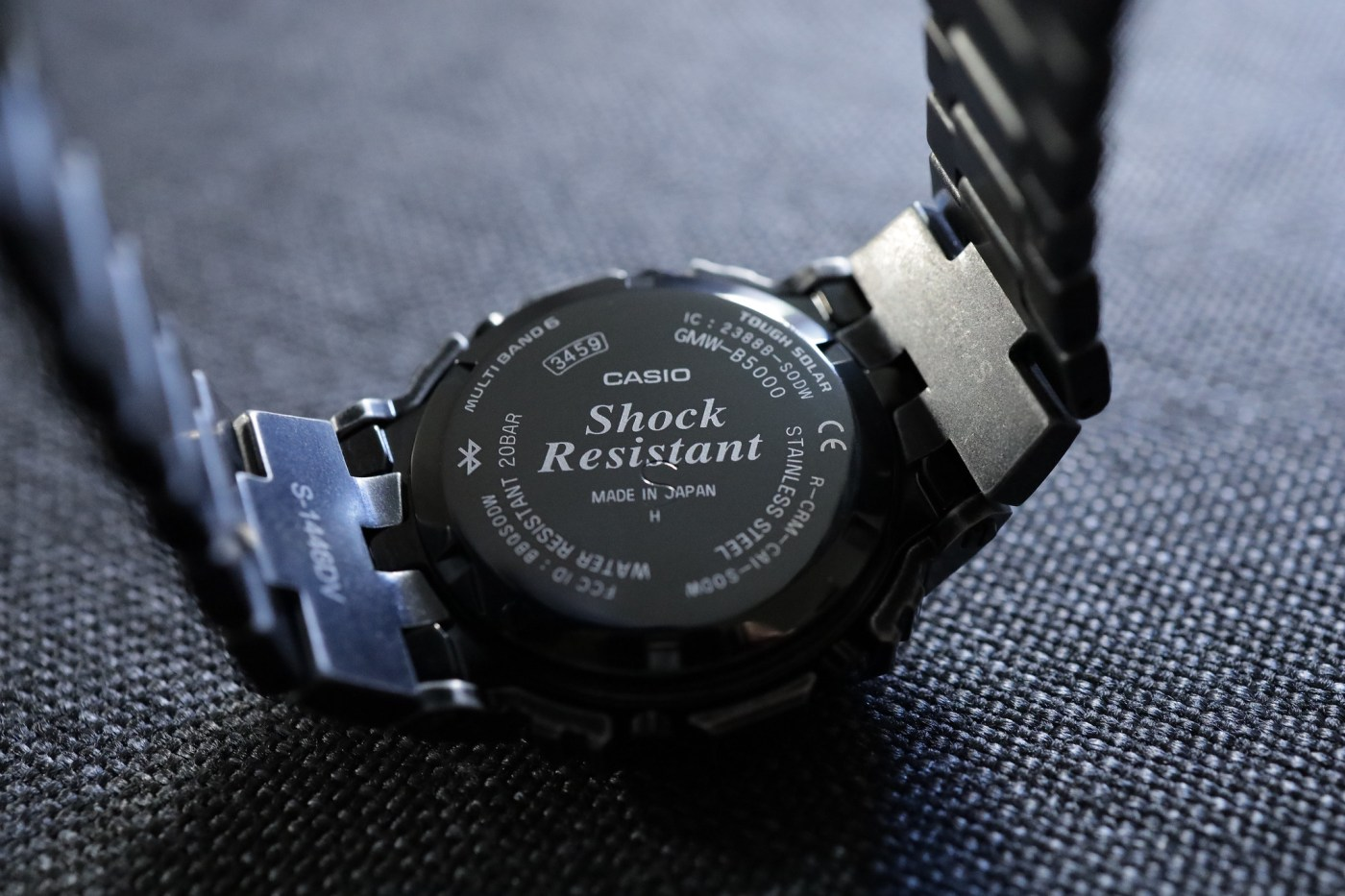 Casio G-Shock Full Metal 5000 Limited Edition 2019 GMWB5000V-1