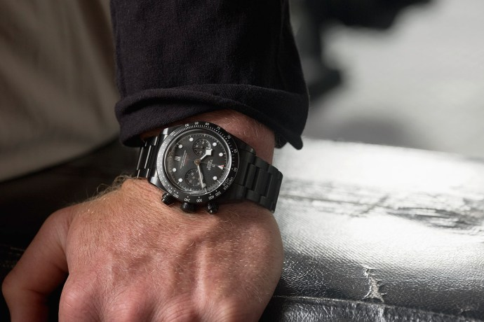 Tudor Black Bay Chrono Dark Limited Edition