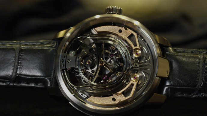 Armin Strom Minute Repeater-Resonance hands-on