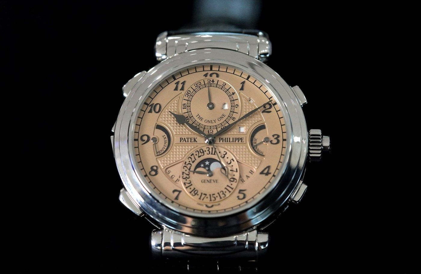 Patek Philippe Grandmaster Chime Only Watch 2019