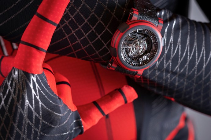 RJ Arraw Spider Man Tourbillon