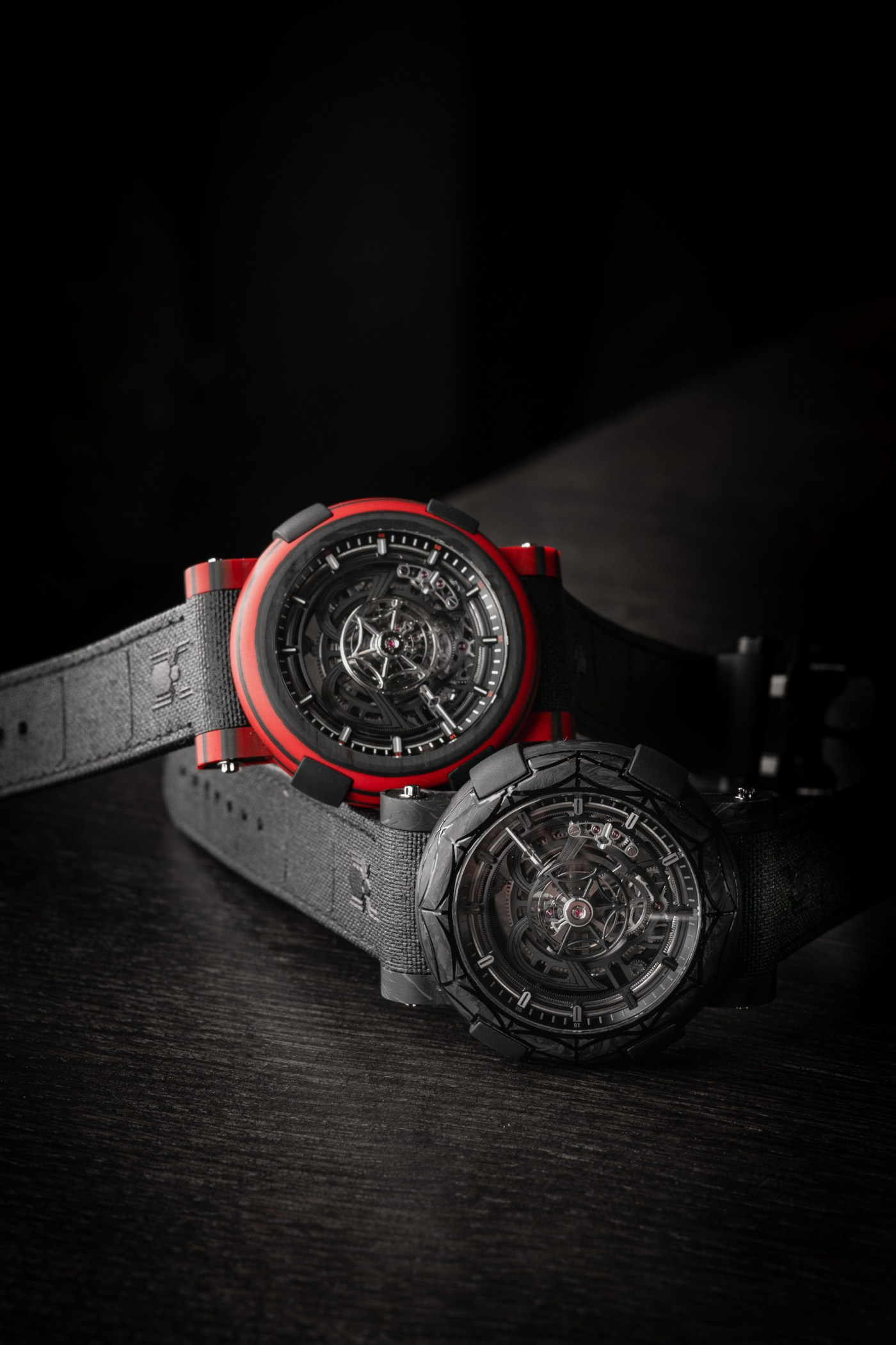 RJ Arraw Spider Man Tourbillons
