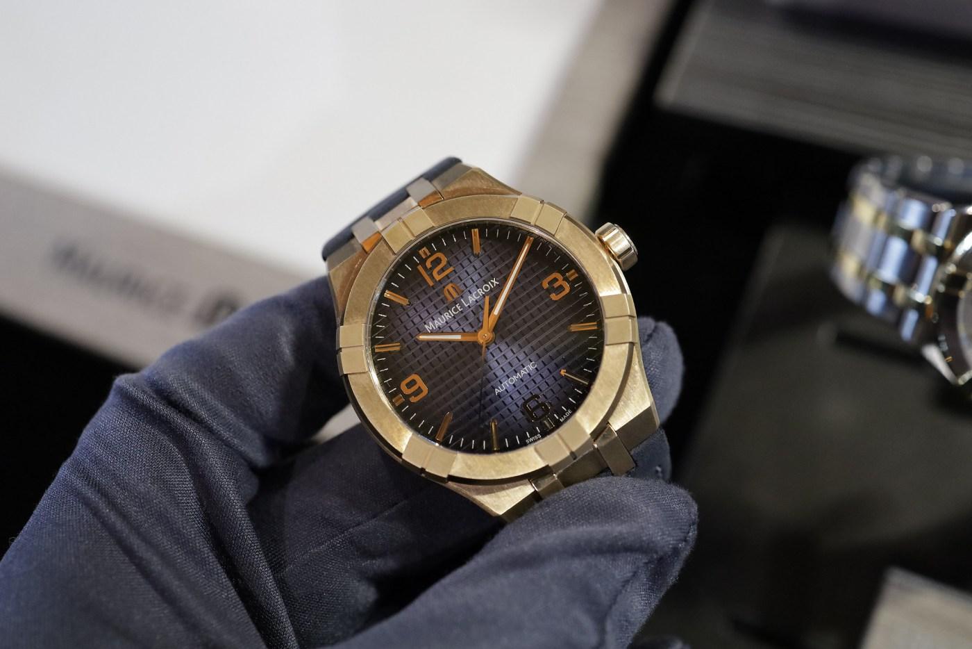 Maurice Lacroix Bronze Aikon Automatic