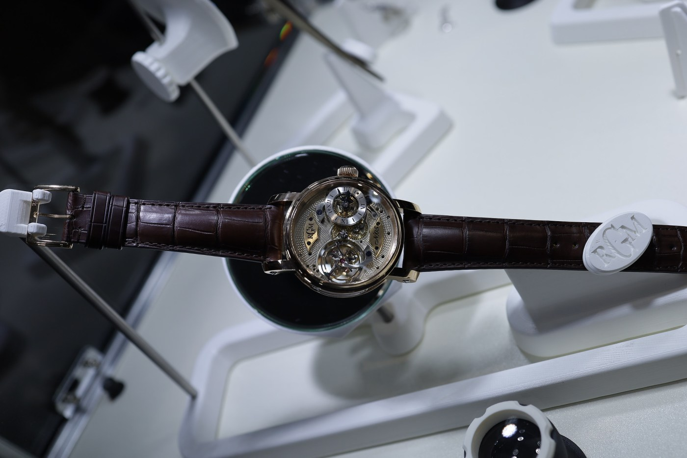 RGM Watch Co Pennsylvania Tourbillon
