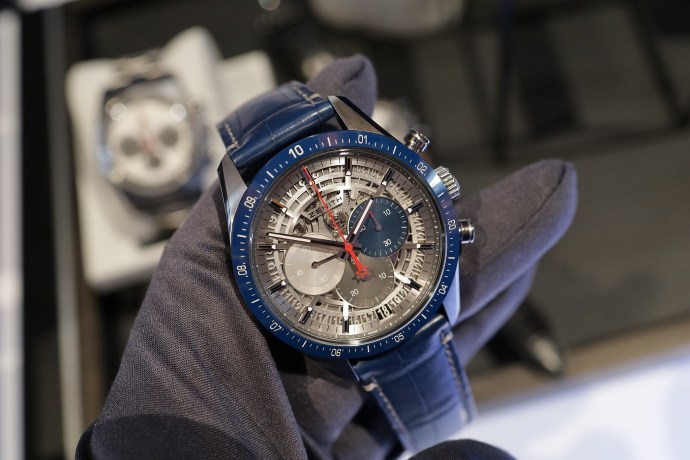 Zenith Chronomaster 2 Special 50th Anniversary Edition