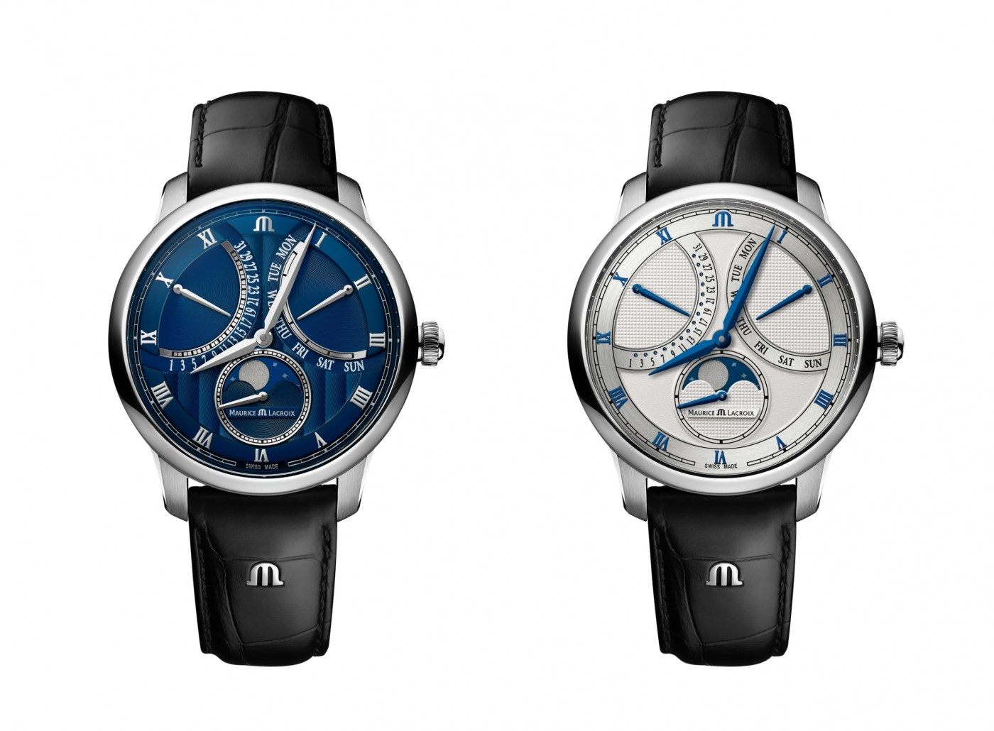 2019 Maurice Lacroix Moonphase Masterpiece Retrograde