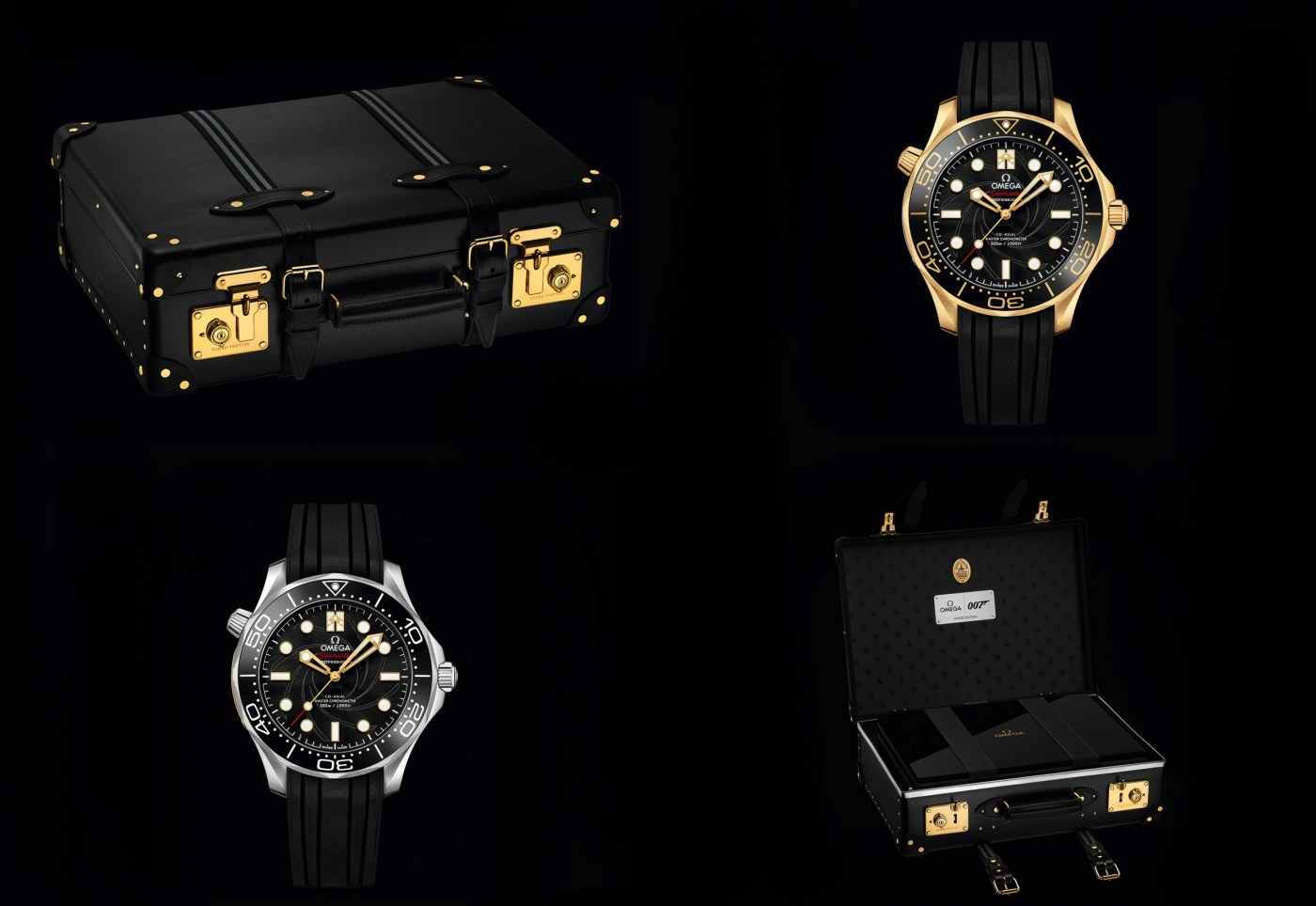 James Bond Limited Edition Seamaster Set 2019